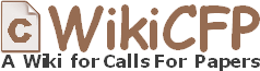 Wiki for Call for Papers
